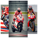 Fans MotoGP Wallpaper HD icon