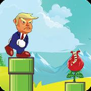 Game Trump Adventure - Super President Game APK for Windows Phone