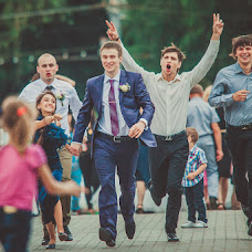 Wedding photographer Mikhail Rybalkin (Fishman07). Photo of 07.07.2013