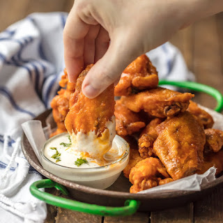 Gluten Free Buffalo Wings Recipes