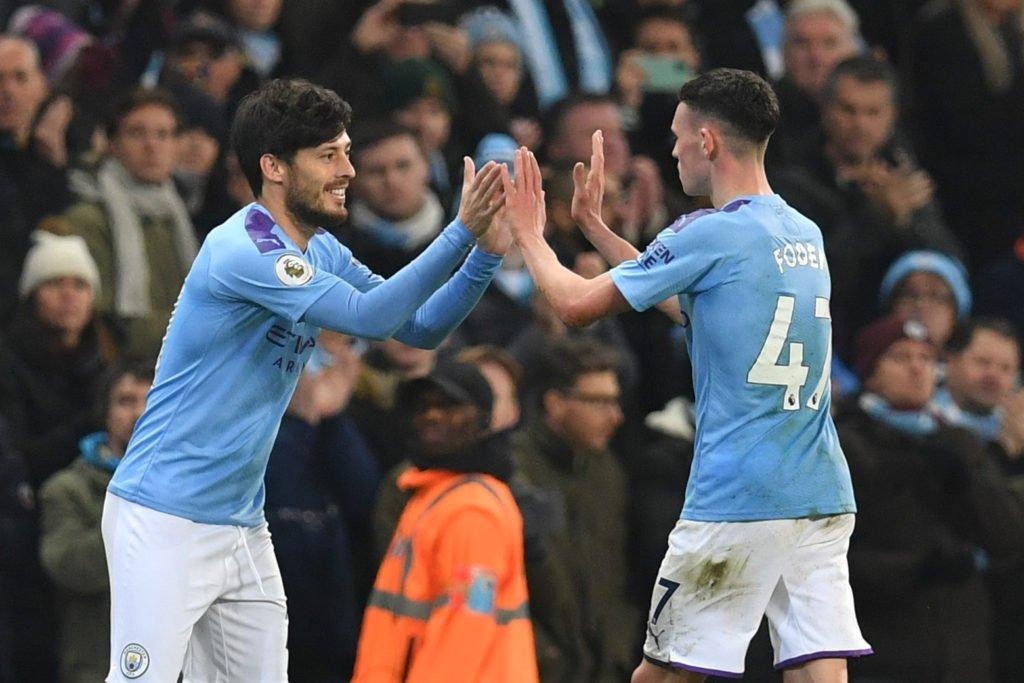 What does Manchester City's new system mean for David Silva? – The ...
