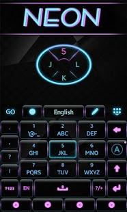 Neon-GO-Keyboard-Theme 5