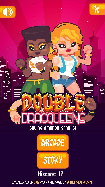 Скриншот Double Dragqueens - Save Amanda Sparks