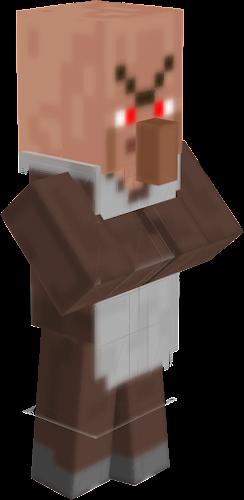 Angry Villager Nova Skin