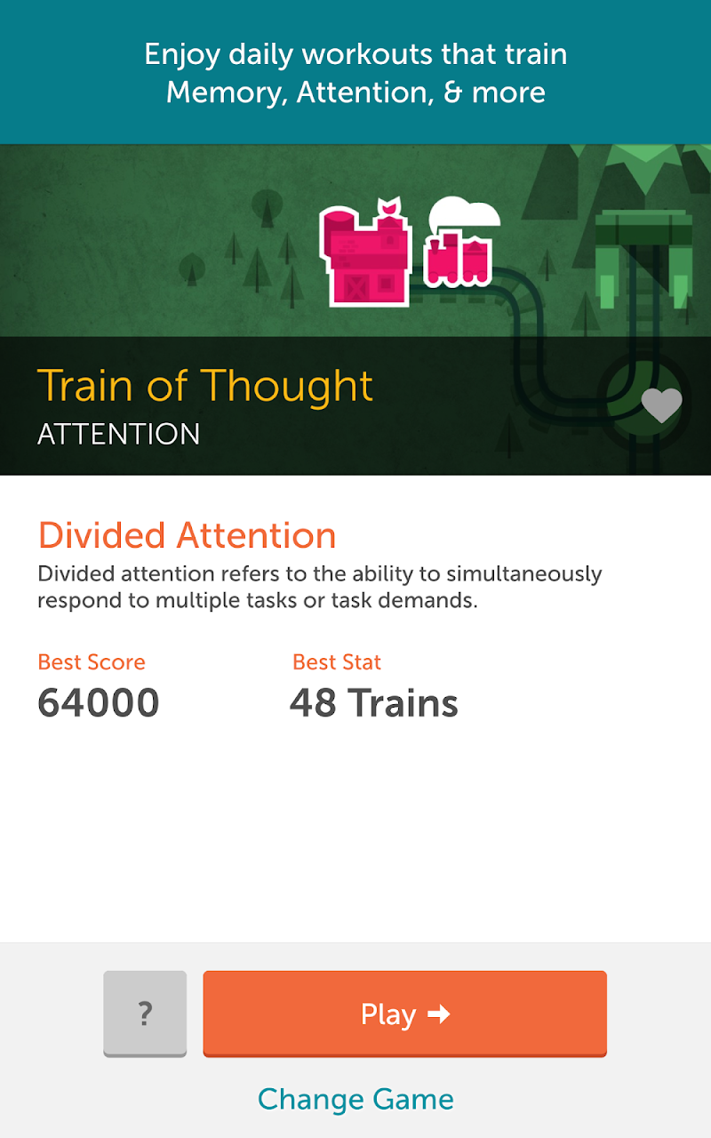 Lumosity - Brain Training Screenshot 17