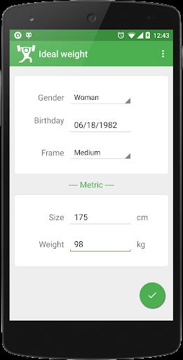 身体质量指数