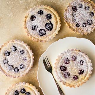 Berry Frangipane Tartlets