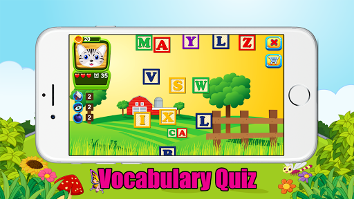 ABC 123 Kids Game - Vocab Phonics Tracing Spelling 1.0.0 screenshots 8