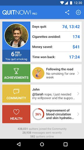 QuitNow! PRO – Stop smoking v5.49.0