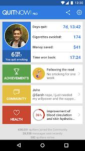 QuitNow! PRO - Stop smoking 5.97.1 (Paid)