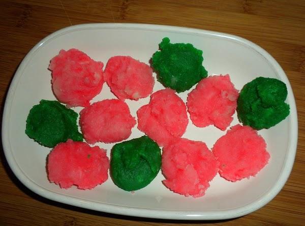 Christmas Mints Recipe