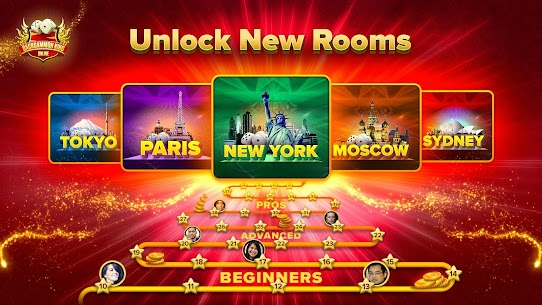Backgammon King Online 🎲 Free Social Board Game App Latest Version Download For Android and iPhone 5