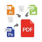 File to PDF Converter(Ai, PSD, EPS, PNG, BMP, Etc) 1.8