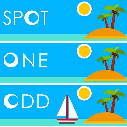 Spot One Odd 解謎 App LOGO-硬是要APP