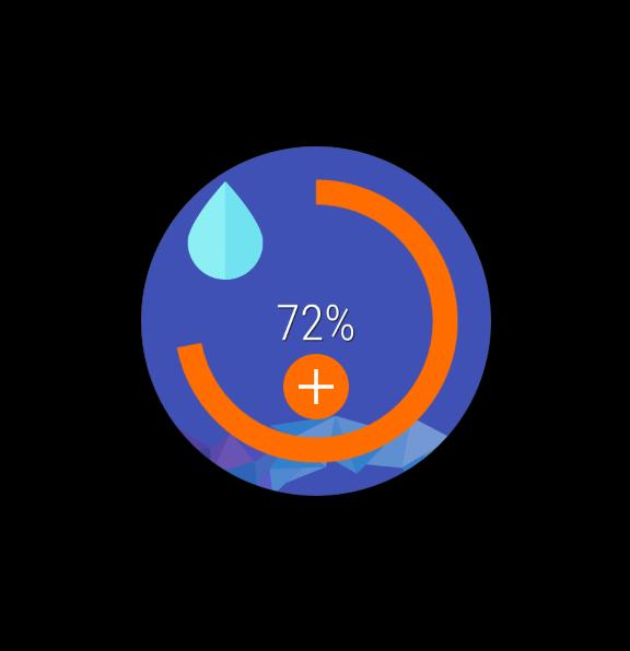 Water Drinking Reminder - στιγμιότυπο οθόνης