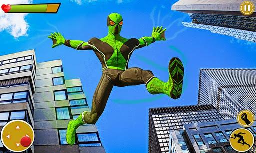 Frog Ninja Hero Gangster Vegas Superhero Games 1.1 screenshots 2