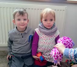 Photo: 29.1.2017 Děti jsou na farní kavárně také vítány, mají svůj koutek s hračkami