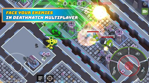 Robots.io - Battle of Titans  screenshots 3