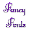 Free Fancy Fonts icon