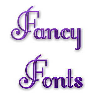 fancy letters copy and paste
