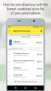 GoodRx Drug Prices and Coupons Aplicaciones (apk) descarga gratuita para Android/PC/Windows screenshot