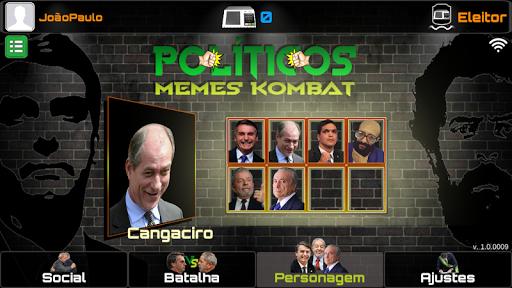 Polu00edticos Memes Kombat android2mod screenshots 2