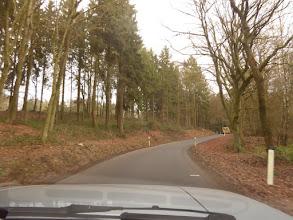 Photo: Im Wald eine Verfolgungsjagd mit der Post