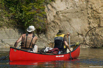 Photo: We can help you paddle your canoe