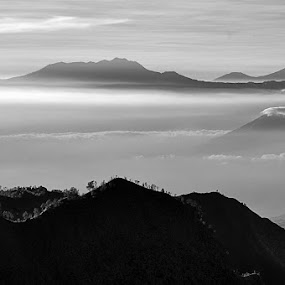 Dark n Light by Agus Prasetya - Landscapes Mountains & Hills
