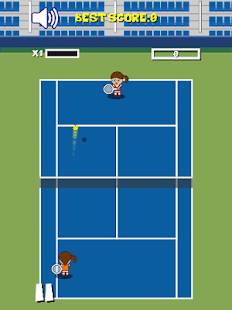 Kristine Plays Tennis- screenshot thumbnail