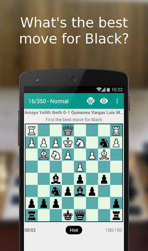 iChess - Chess Tactics/Puzzles 5.2.11 screenshots 2