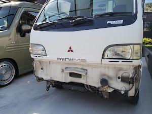 ミニキャブトラック U42Tのカスタム事例画像 カードックさんの2021年10月02日23:47の投稿