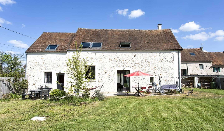 Maison avec jardin et terrasse Saint-simeon