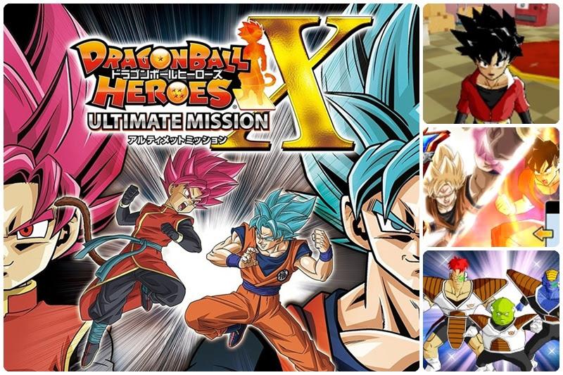 [Dragon Ball Heroes] ย่อโลกดราก้อนบอลบนอาเขตสู่ 3DS