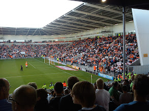 Photo: 17/08/11 v Derby County (Football League Championship) 0-1 - contributed by Mark Bembridge