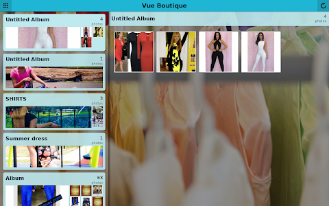 Vue Boutique screenshot 2