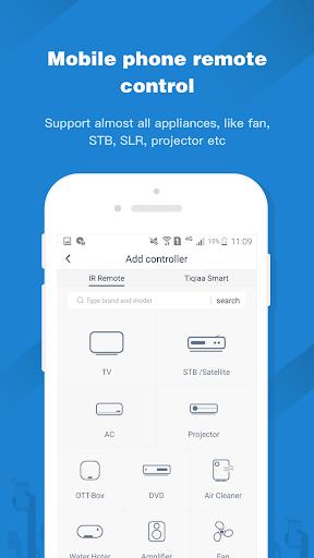 Universal TV Remote-ZaZa Remote 3.9.5 screenshots 4