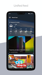 NewsFeed Launcher (MOD, Paid) v7.2.504 2