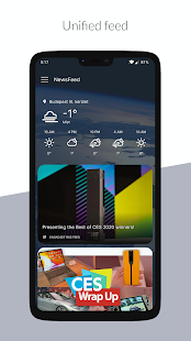NewsFeed Launcher 8.0.510 Paid - 2 - images: Store4app.co: All Apps Download For Android