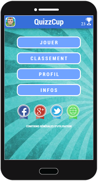 QuizzCup- screenshot