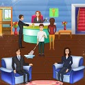 Virtual Hotel Tycoon Manager: Luxury House icon