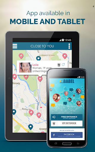 BABEL: International Chat & Dating for Android apk 7