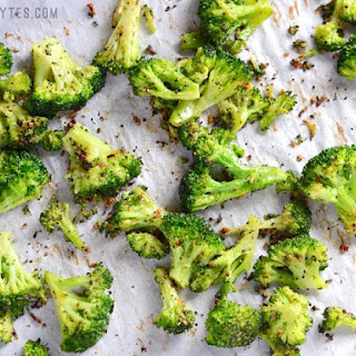 Oven Roasted Frozen Broccoli Recipe