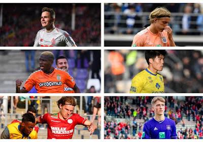 Wie was de beste belofte van het seizoen 2018/19? Bornauw, Bushiri, Diatta, Djenepo, Osimhen, Pletinckx, Saelemaekers, Tomiyasu, Vanheusden en Verschaeren staan op het lijstje