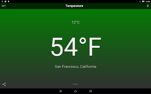 Temperature Free Screenshot 6