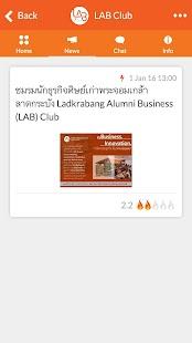 LAB Club - náhled