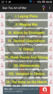 Sun Tzu Art Of War - náhled
