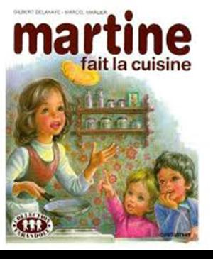 Martine - Livre jeunesse