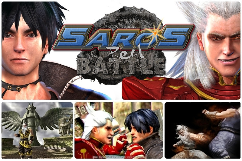 [Saros Real Battle] เตรียมสัมผัสเกม 3D VS Fighting ยิ่งใหญ่จากอาษาโปรดั๊กชั่น!