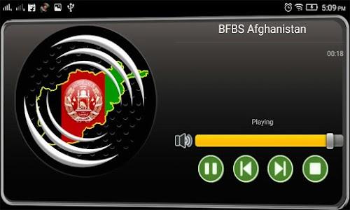 Radio FM Afghanistan screenshot 3
